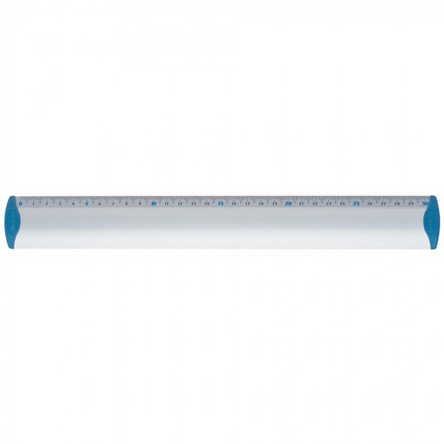 Regla Aluminio De 30 Cm Maped