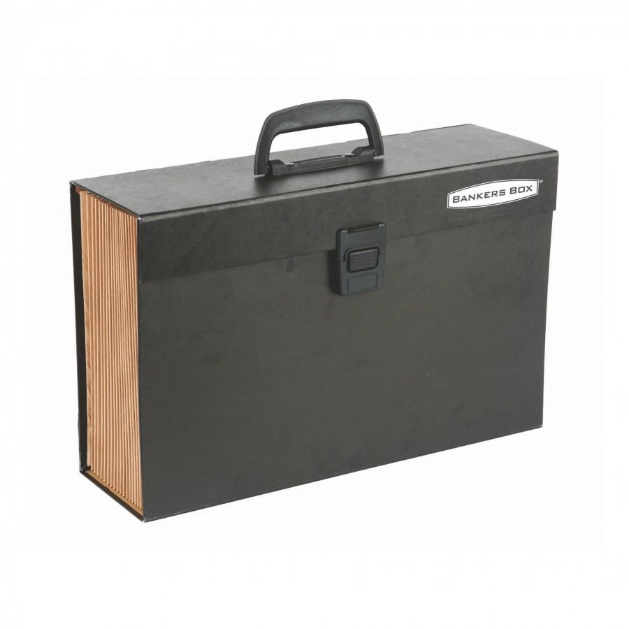 Maletin Clasificador Acordeon Bankers Box